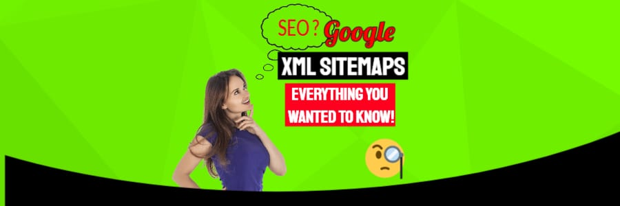 Featured Image for the article about google xml sitemaps.