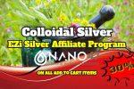 EZi Silver Affiliate Program – Affiliates Receive 30%