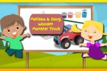Melissa and Doug Wooden Monster Truck and Other Imaginative Play Toys