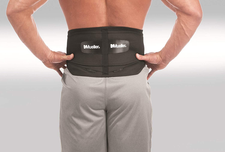 La ceinture en cuivre Mueller pour les maux de dos