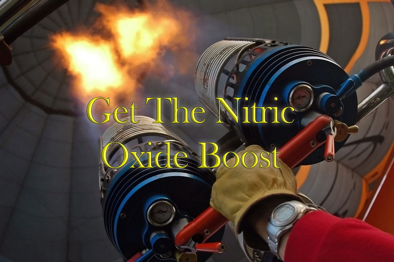 Nitric Oxide Boosters for the Heart