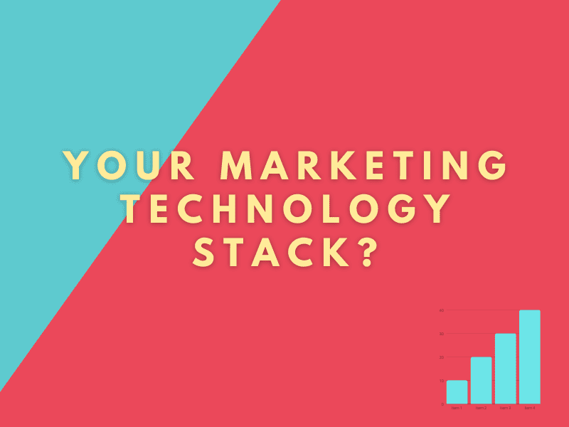 Ready To Get Started On Your Marketing Technology Stack?