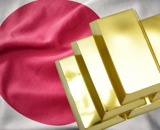 Japan Leverages 80 Tons of Gold to Help Fund Part of Its Stimulus Package
