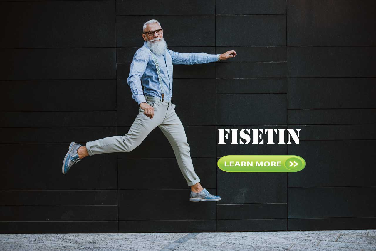 Fisetin – A Promising Antiaging Supplement