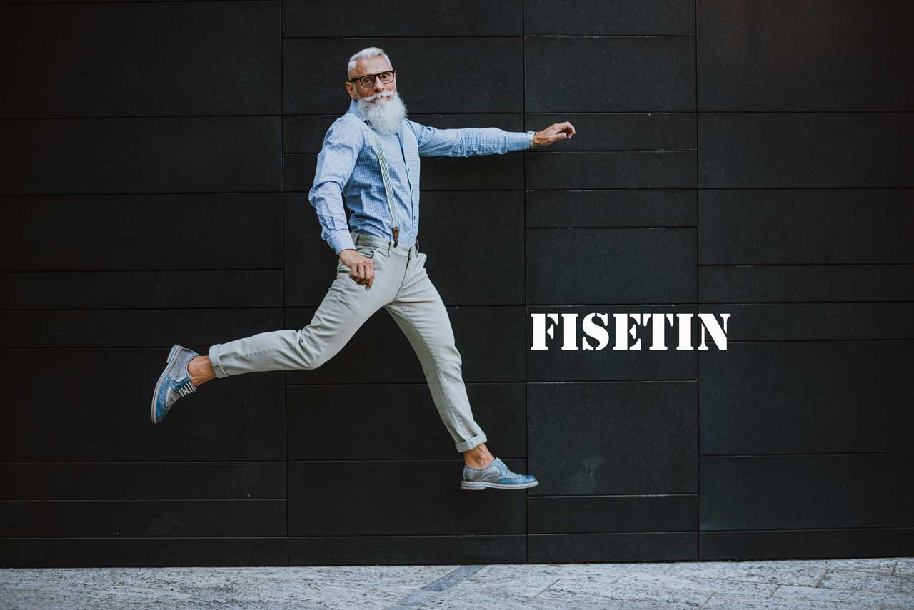 Fisetin Supplement man