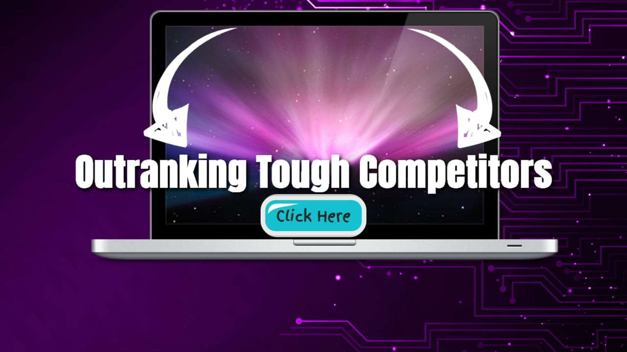 outranking tough competitors