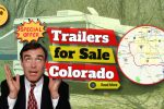 Trailers for Sale Colorado – Bag a Great Used RV, Camp Trailer, or Mobile Motor Home in Co