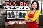 Buy An InSinkErator Disposal To Reduce Kitchen Waste!