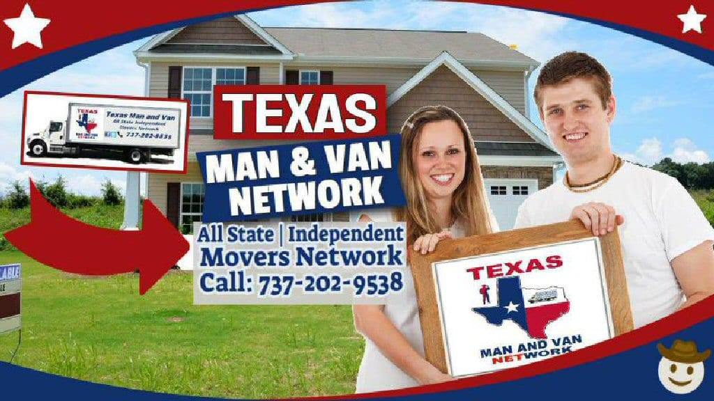 How To Find A Trusted Local Man And Van Company in Texas