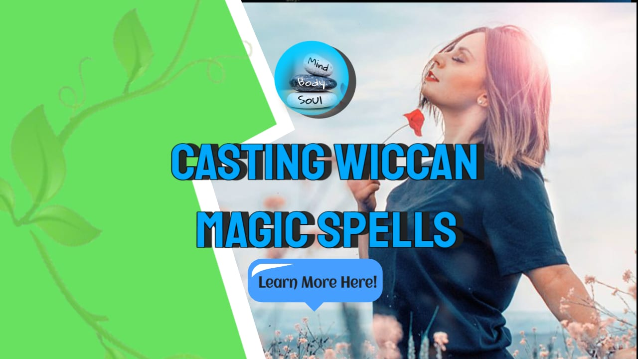 Wiccan Magic Spells Casting And Creation Fundamentals