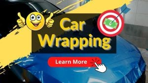 Car Wrapping For Business Advertising