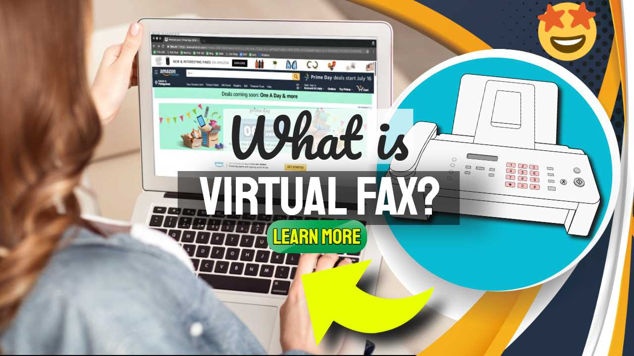 "What is Virtual Fax? Also Known as ""Online Fax"", ""Electronic Fax"" or ""eFax"""