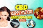 CBD Supplements – Gummies to Sprays and Vapes Which Are Best?