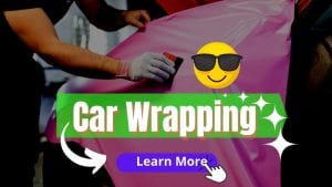 Why Car Wrapping Is Good For Business