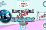How to Find a Good Web Design Company