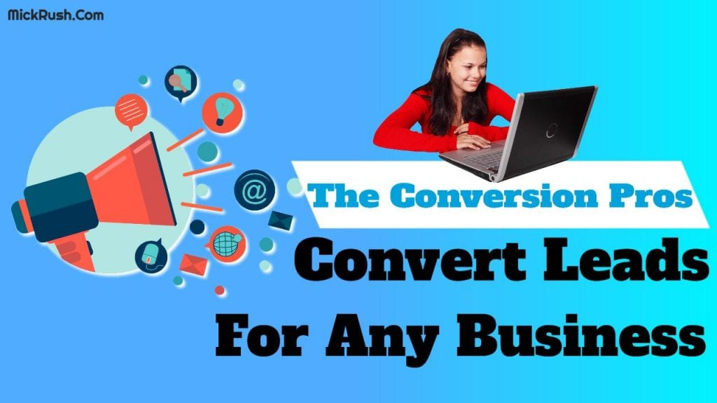 What The Conversion Pros Can Offer