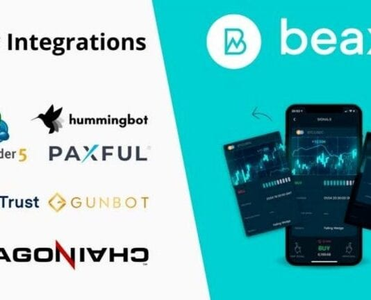 Beaxy Accelerates Automated Trading Through Hummingbot Partnership