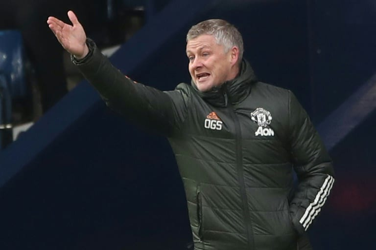 Solskjaer won't measure Man Utd progress by trophies