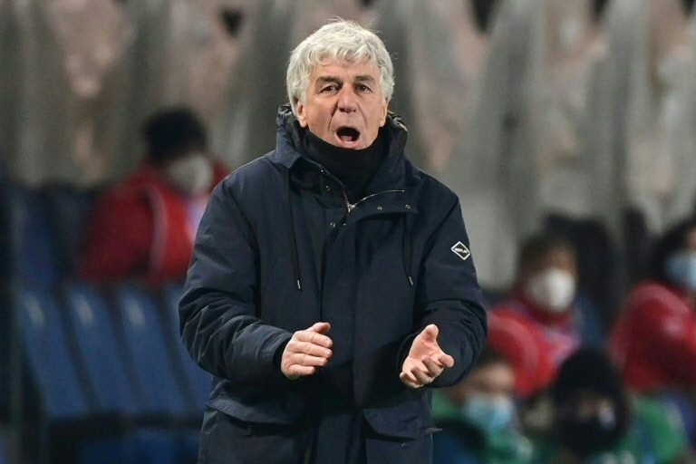 Atalanta's Gasperini thanks Guardiola, Klopp for Super League resistance