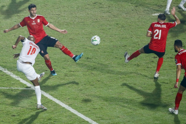 Egyptian soccer passes flamboyant nickname tradition to next generation