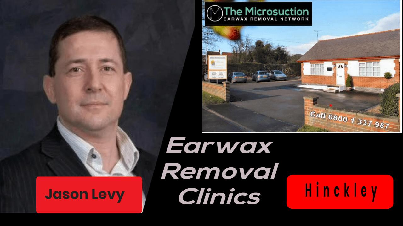 Earwax removal in Hinckley
