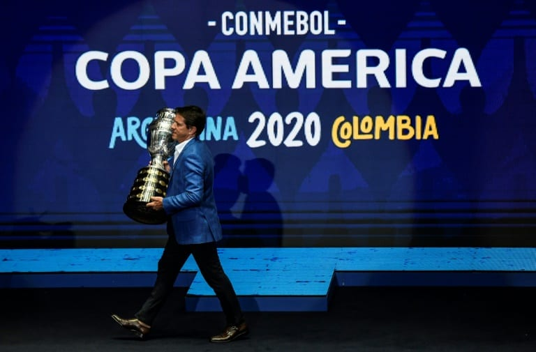 Copa America taken from Argentina due to Covid, moved to Brazil