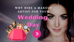 The Difference Between Wedding Makeup And Everyday Makeup.